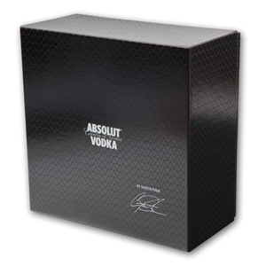 Coffret ABSOLUT